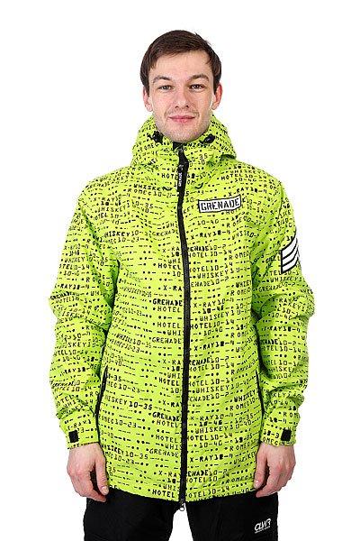 ������ Grenade Matrix Jacket Slime