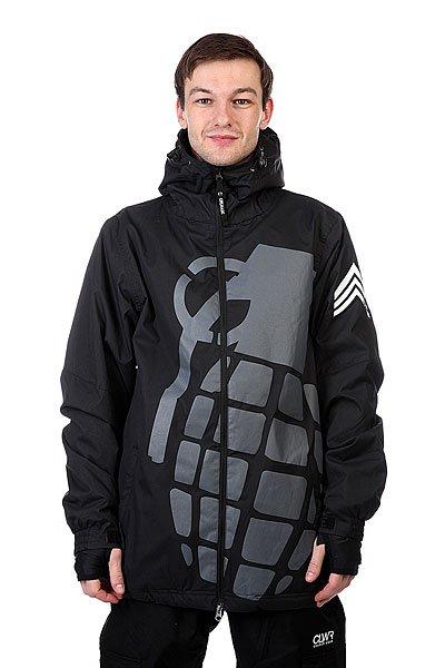 Куртка Grenade Exploiter Jacket Black skills джинсы skills regular flex