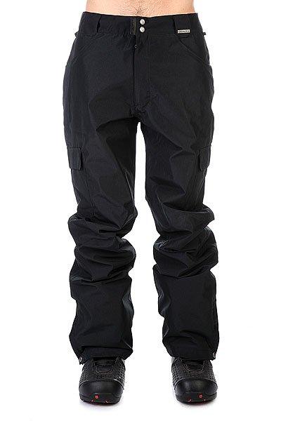 Штаны сноубордические Grenade Army Corps Pant Black