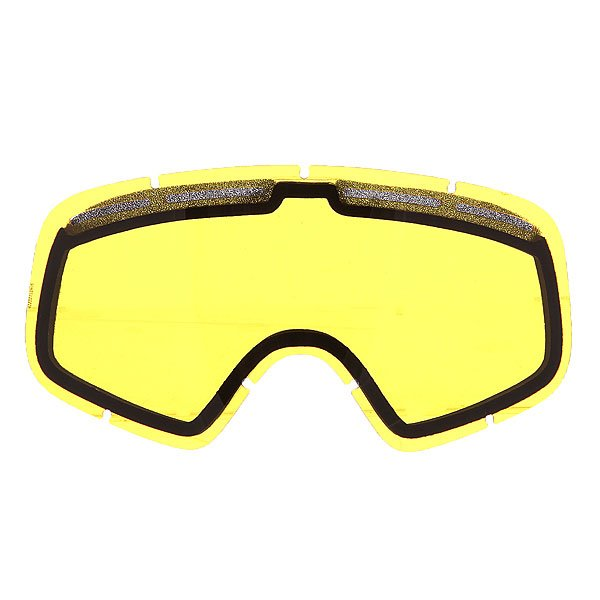 Линза для маски Von Zipper Lens Trike Yellow линза для маски von zipper lens feenom nls yellow