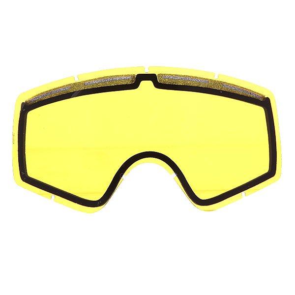 Линза для маски Von Zipper Lens Cleaver YellowВыбор правильного фильтра для маски с учетом погодных условий и степени освещенности зачастую является одним из основных составляющих комфортного катания. Линзы Lens Cleaver обеспечат отличную защиту от яркого солнца и не будут запотевать благодаря специальному защитному покрытию.                                                                                                  Технические характеристики: Двойная цилиндрическая линза из поликарбоната для четкости и отсутствия искажений.Антизапотевающее покрытие.100% защита от ультрафиолета (UV).Интегрированная вентиляция.Максимальный периферийный обзор.Внешнее покрытие для защиты от абразивного воздействия.Выбор правильного фильтра для маски с учетом погодных условий и степени освещенности зачастую является одним из основных составляющих комфортного катания. Линзы Lens Cleaver обеспечат отличную защиту от яркого солнца и не будут запотевать благодаря специальному защитному покрытию.                                                                                                  Технические характеристики: Двойная цилиндрическая линза из поликарбоната для четкости и отсутствия искажений.Антизапотевающее покрытие.100% защита от ультрафиолета (UV).Интегрированная вентиляция.Максимальный периферийный обзор.Внешнее покрытие для защиты от абразивного воздействия.<br><br>Цвет: желтый<br>Тип: Линза для маски<br>Возраст: Взрослый<br>Пол: Мужской