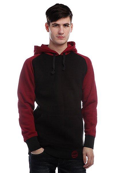 Кенгуру Shweyka Minimal Bordo/Black<br><br>Цвет: бордовый,черный<br>Тип: Толстовка кенгуру<br>Возраст: Взрослый<br>Пол: Мужской