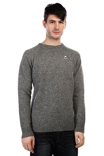 Свитер Burton Mb Gus Swtr Dark Ash Heather
