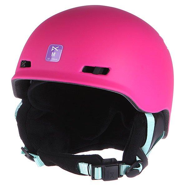 Шлем для сноуборда женский Anon Griffon Pink