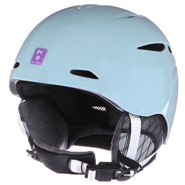 Шлем для сноуборда женский Anon Keira Light Blue