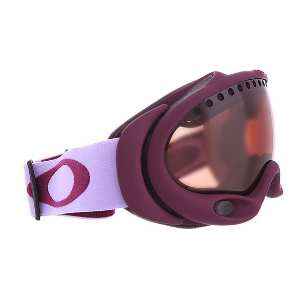����� ��� ��������� Oakley A Frame Grape Wine W/ Vr28