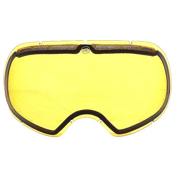 Линза для маски Von Zipper Lens Fishbowl Yellow