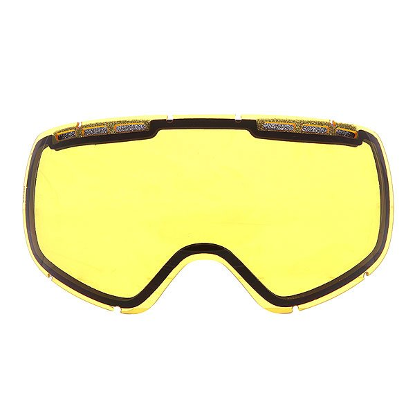 Линза для маски Von Zipper Lens Feenom Nls Yellow линза для маски von zipper lens feenom nls yellow