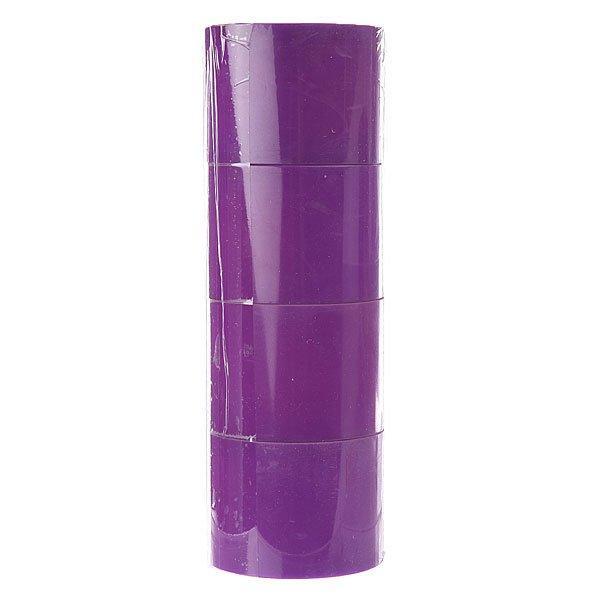 Колеса для скейтборда  In-heat Purple 83A 75 mm Orangatang. Цвет: фиолетовый