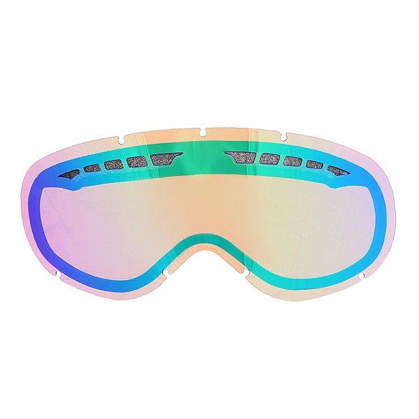 Линза для маски Dragon Dx Rpl Lens One Ionized Green