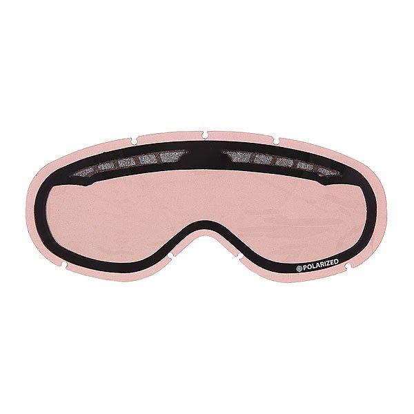 Линза для маски Dragon Dx Rpl Lens Polarized JetЛинзы Dragon Dx с усиленной системой вентиляции подходят для тех, кто предпочитает более компактные маски. Линзы изготовлены из пластичного материала Лексана, который при ударе не образует острых осколков, сохраняя Ваши глаза в безопасности при любых условиях.Технические характеристики: Подходит для любых погодных условий.Прочные и одновременно гибкие линзы.Поляризационное покрытие.Линзы на 100% блокируют вредное ультрафиолетовое излучение.Устойчивое к царапинам покрытие.Система вентиляции, препятствующая запотеванию.Технология антизапотевания Super Anti-Fog.Линза соответствует оптическому стандарту ANSI Z87.1.Материал - прочный поликарбонат Лексан.Светопропускная способность - 15% - 20%.Для моделей масок Dx.<br><br>Цвет: коричневый<br>Тип: Линза для маски<br>Возраст: Взрослый<br>Пол: Мужской