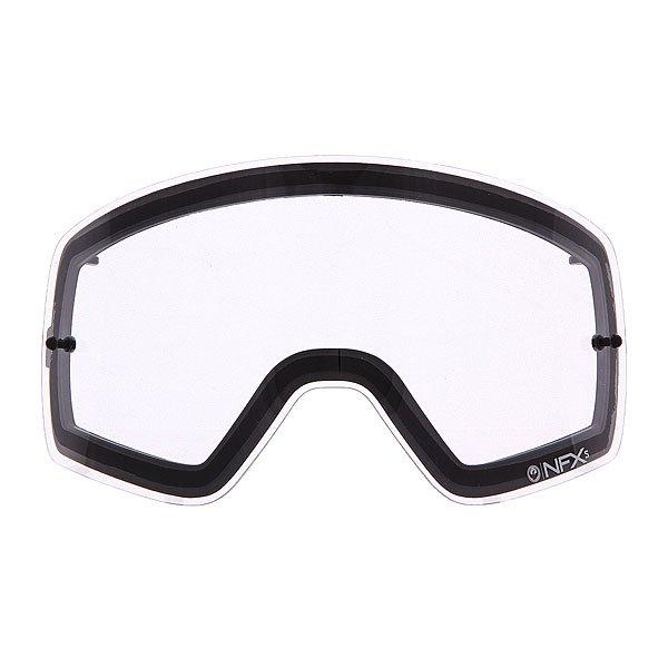 Линза для маски (мото/вело) Dragon Nfxs Rpl Lens Aft Clear
