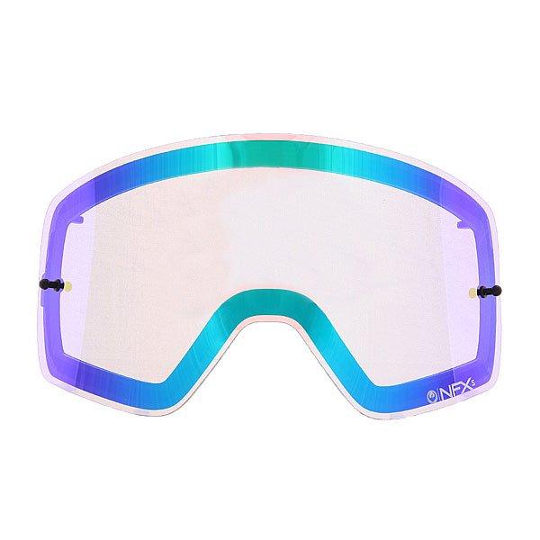 Линза для маски (мото/вело) Dragon Nfxs Rpl Lens Aft Ionzd Green