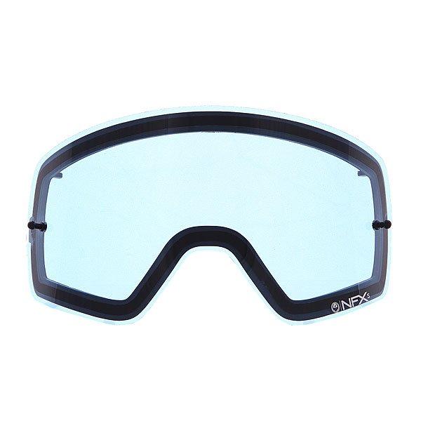 Линза для маски (мото/вело) Dragon Nfxs Rpl Lens Aft Blue