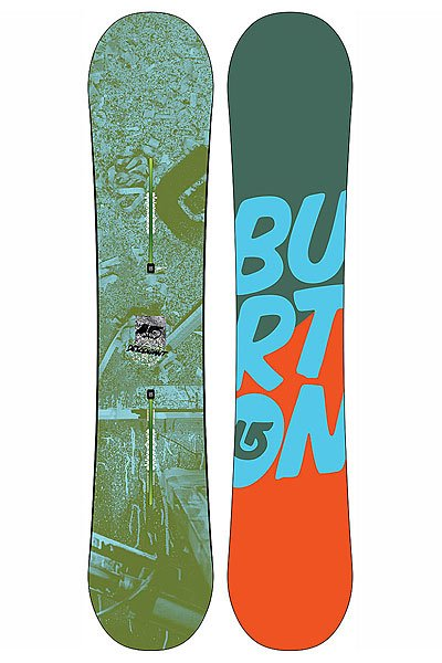 Сноуборд Burton Fw14-15 Descendant No Color 58w