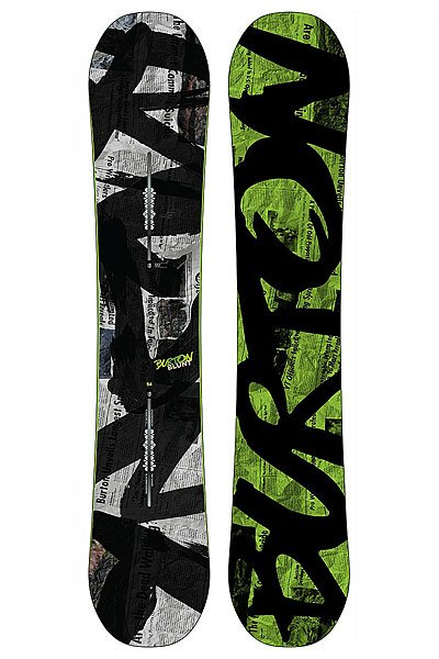 Сноуборд Burton W15 Blunt No Color 59w