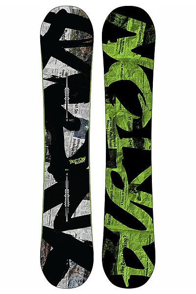 Сноуборд Burton W15 Blunt No Color 63w