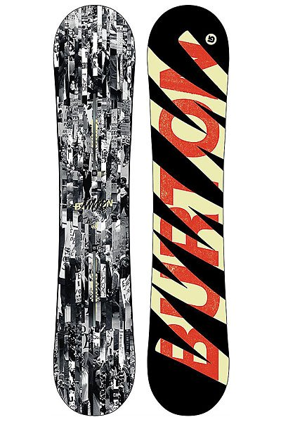 Сноуборд Burton Fw13-14 Super Hero No Color 148