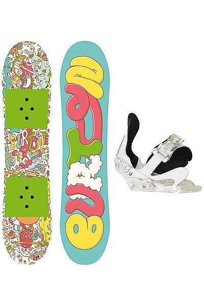 Комплект (сноуборд + крепления) детский Burton Fw14-15 After School Spe No Color 090