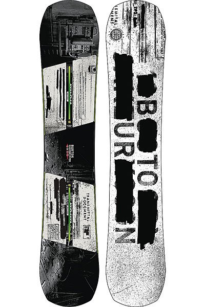 Сноуборд Burton Fw14-15 Name Dropper No Color 151