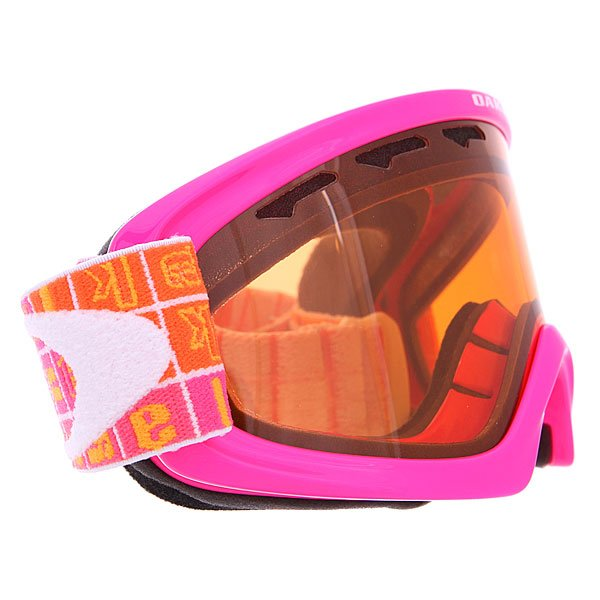 ����� ��� ��������� ������� Oakley 02 Xs Icon Rose W/Persimmon