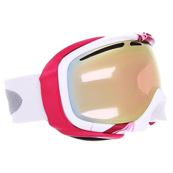 Маска для сноуборда женская Oakley Elevate Ysc Breast Cancer W/Vr50 Pink