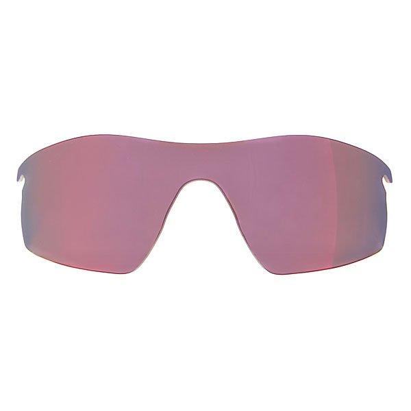 Линза для маски (мото/вело) Oakley Radarlock Iridium Polarized Red