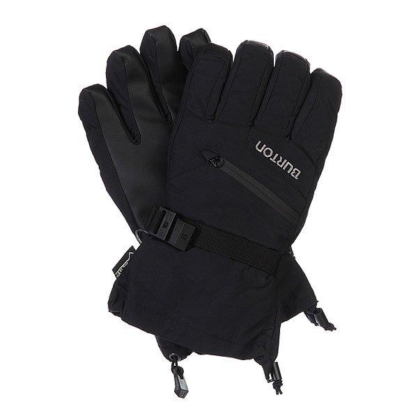Купить Перчатки   Перчатки сноубордические Burton Fw15-16 Mb Gore Glv True Black