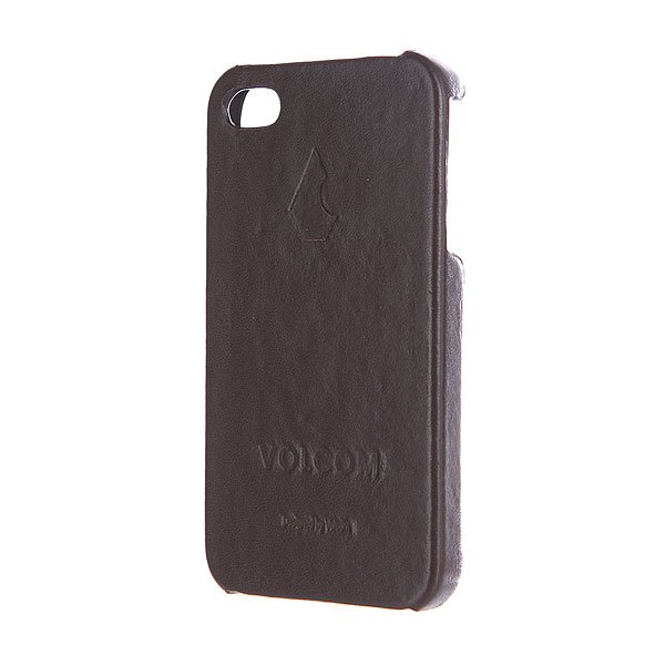 Чехол для iPhone Volcom Volcomunity Iphone 4s Case Vintage Brown бордшорты volcom шорты