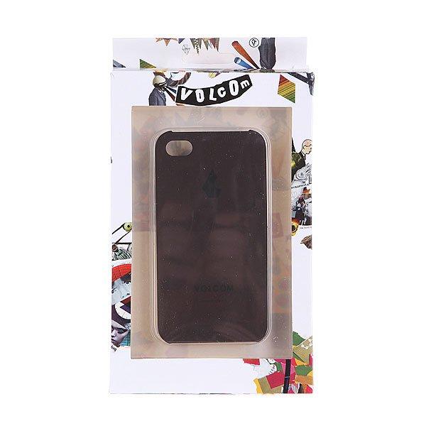 Чехол для iPhone Volcom Iphone4s Hard Case Burgundy от Proskater