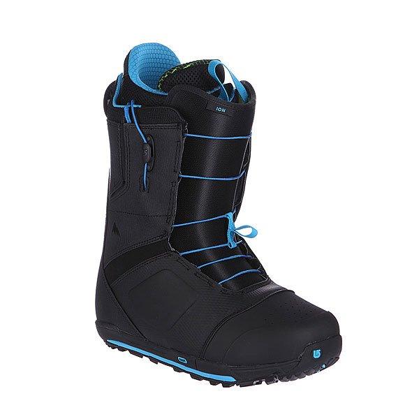 Ботинки для сноуборда Burton Ion Black/Blue