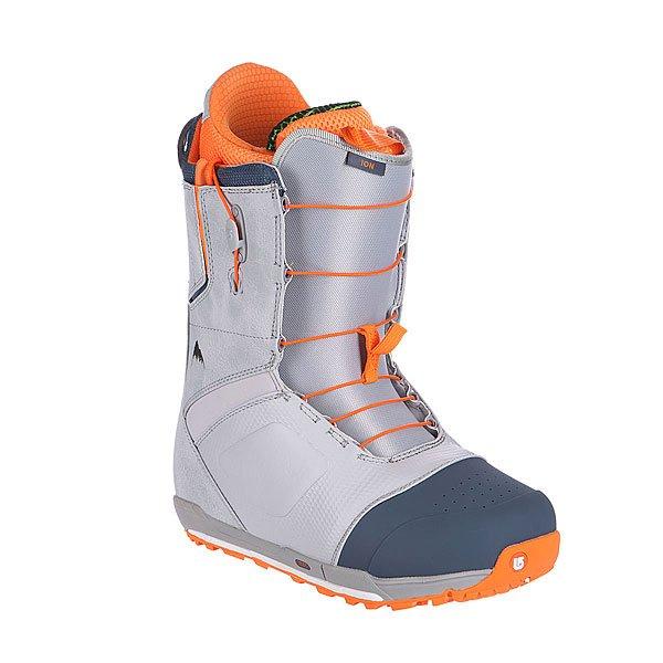 Купить Ботинки   Ботинки для сноуборда Burton Burton Ion Gray/Orange