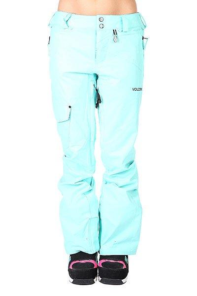 Штаны сноубордические женские Volcom Sn13-14 Elko Pant Aqua