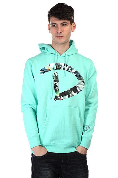Кенгуру Diamond Simple Hoodie Blue