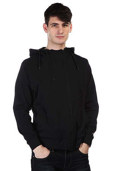 Толстовка Dickies Arcane Zip Through Hoody Black