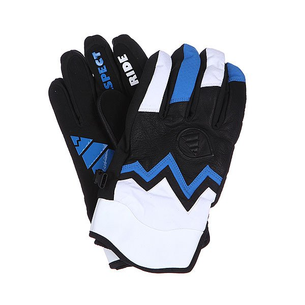 �������� ��������������� Picture Organic Gloves Planet Black/Blue
