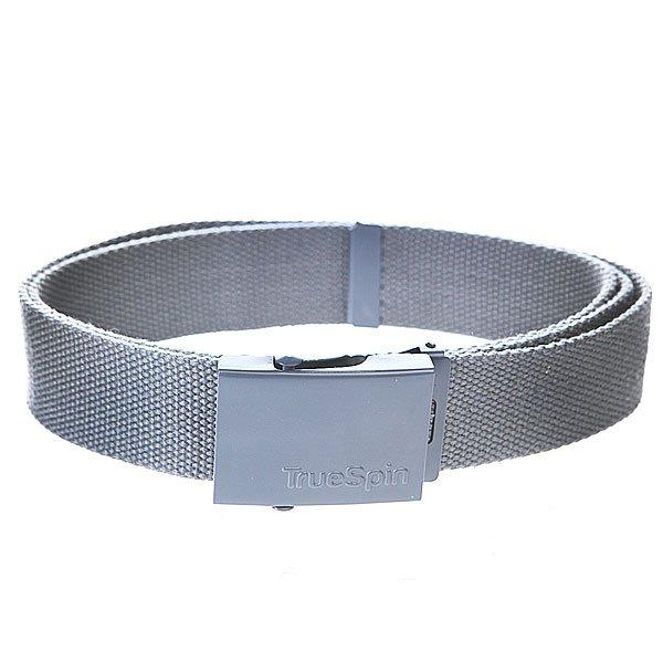 Купить Ремни   Ремень TrueSpin Plain Belt Grey
