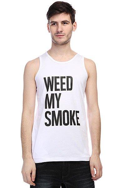 ����� TrueSpin Weed My Smoke White
