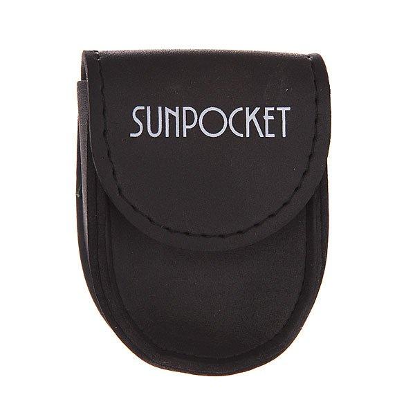 Футляр для очков Sunpocket Neoprene Case Black<br><br>Цвет: черный<br>Тип: Разное<br>Возраст: Взрослый<br>Пол: Мужской