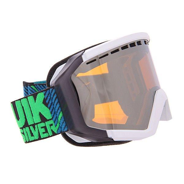 Маска для сноуборда Quiksilver Q1 Bright White