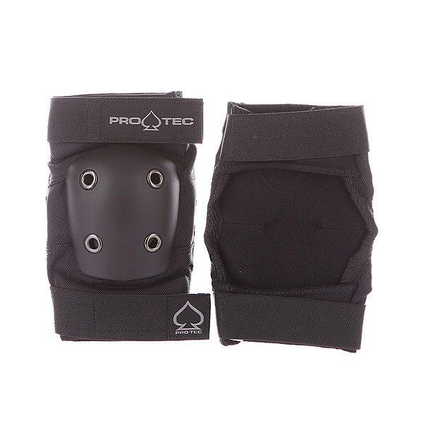 Защита на локти Pro-Tec Street Elbow Black защита на колени pro tec street knee black