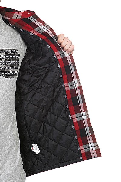 Утепленная Рубашка