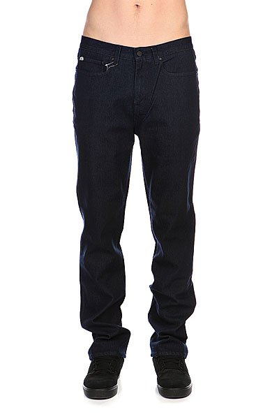 Джинсы прямые Enjoi Panda Straight Jean Dark Indigo