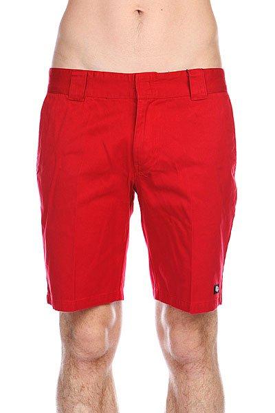 Шорты Dickies С 182 Gd Short English Red<br><br>Цвет: красный<br>Тип: Шорты<br>Возраст: Взрослый<br>Пол: Мужской