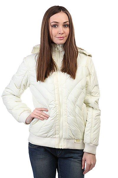 Куртка зимняя женская Dickies Trish Pearl White<br><br>Цвет: белый<br>Тип: Куртка зимняя<br>Возраст: Взрослый<br>Пол: Женский