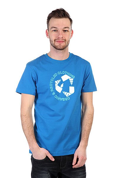 купить Футболка Picture Organic Recycled Blue недорого