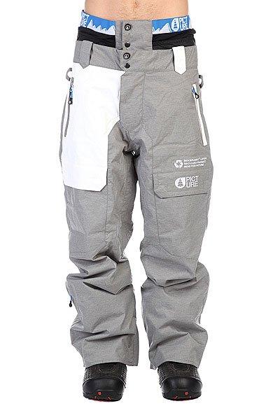 Штаны сноубордические Picture Organic Pant Colour Grey