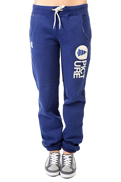 Штаны прямые женские Picture Organic Cocoon 2 Pants Dark Blue