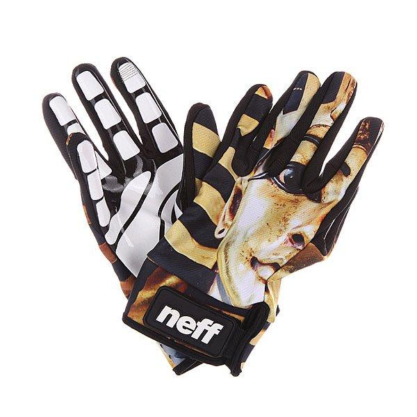 Перчатки сноубордические Neff Chameleon Phar перчатки сноубордические neff roverul