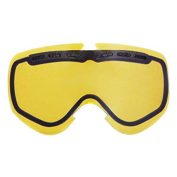 Линза для маски Electric EG1 Snow Yellow ChromeЛинза, дающая превосходный вертикальный и горизонтальный обзор. Прочное покрытие поможет избежать царапин, а также Вы навсегда можете забыть о запотевшей маске благодаря обновленной системе вентиляции и специальному покрытию внутренней линзы.Технические характеристики: Технология INNER LENS / PRESSURE VALVE - направленный клапан для сброса давления на различных высотах, обеспечивающий надлежащее визуальное исполнение.HARD COATING - защитный барьер против царапин.100% защита от ультрафиолета (UV).ANTI FOG - покрытие, препятствующее запотеванию линзы.Система вентиляции для уменьшения образования конденсата на поверхности.Оптическая точность и производительность линз соответствует международному стандарту ANSI Z80.3.<br><br>Цвет: желтый<br>Тип: Линза для маски<br>Возраст: Взрослый<br>Пол: Мужской